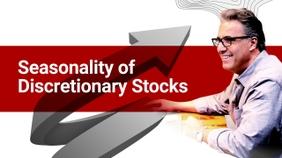 Seasonality of Discretionary Stocks