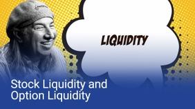 Stock Liquidity and Option Liquidity