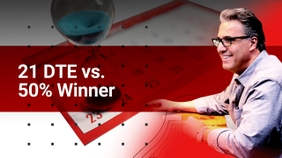 21 DTE vs 50 Percent Winner
