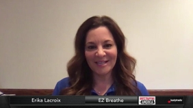 Erika Lacroix of EZ Breathe