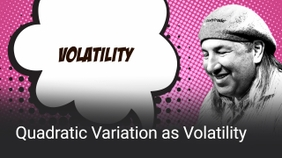 Quadratic Variation as Volatility