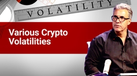 Various Crypto Volatilities
