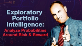 Exploratory Portfolio Intelligence