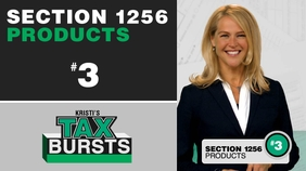 1.3 Section 1256 Products