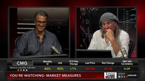Portfolio Volatility - 1 SD Strangle