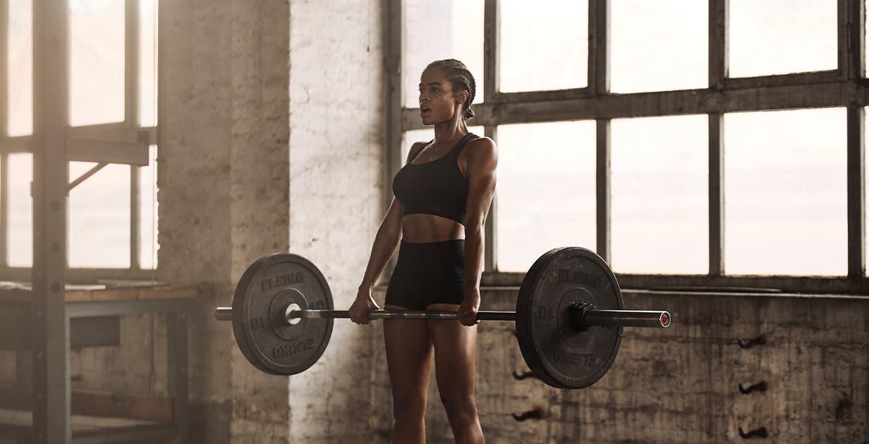 strength running