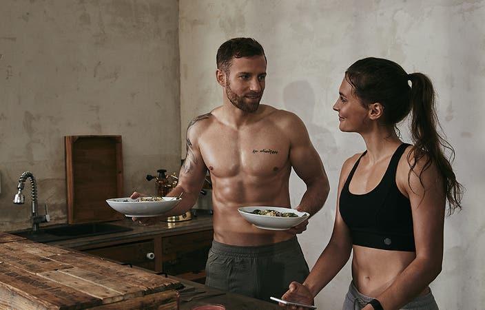Verwöhne dich mit gesunder Ernährung