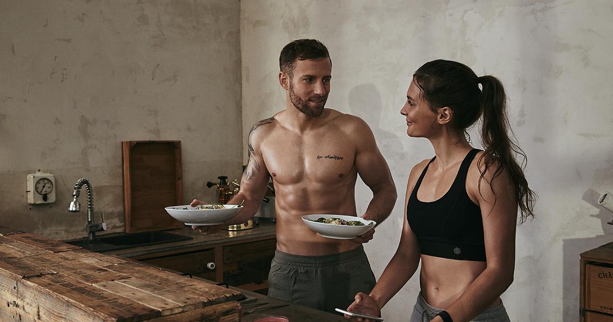 Was mache ich, um ohne Diät abzunehmen?