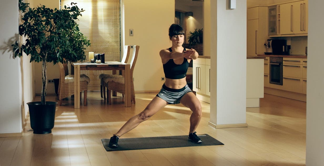 Set a Monday Morning Workout
