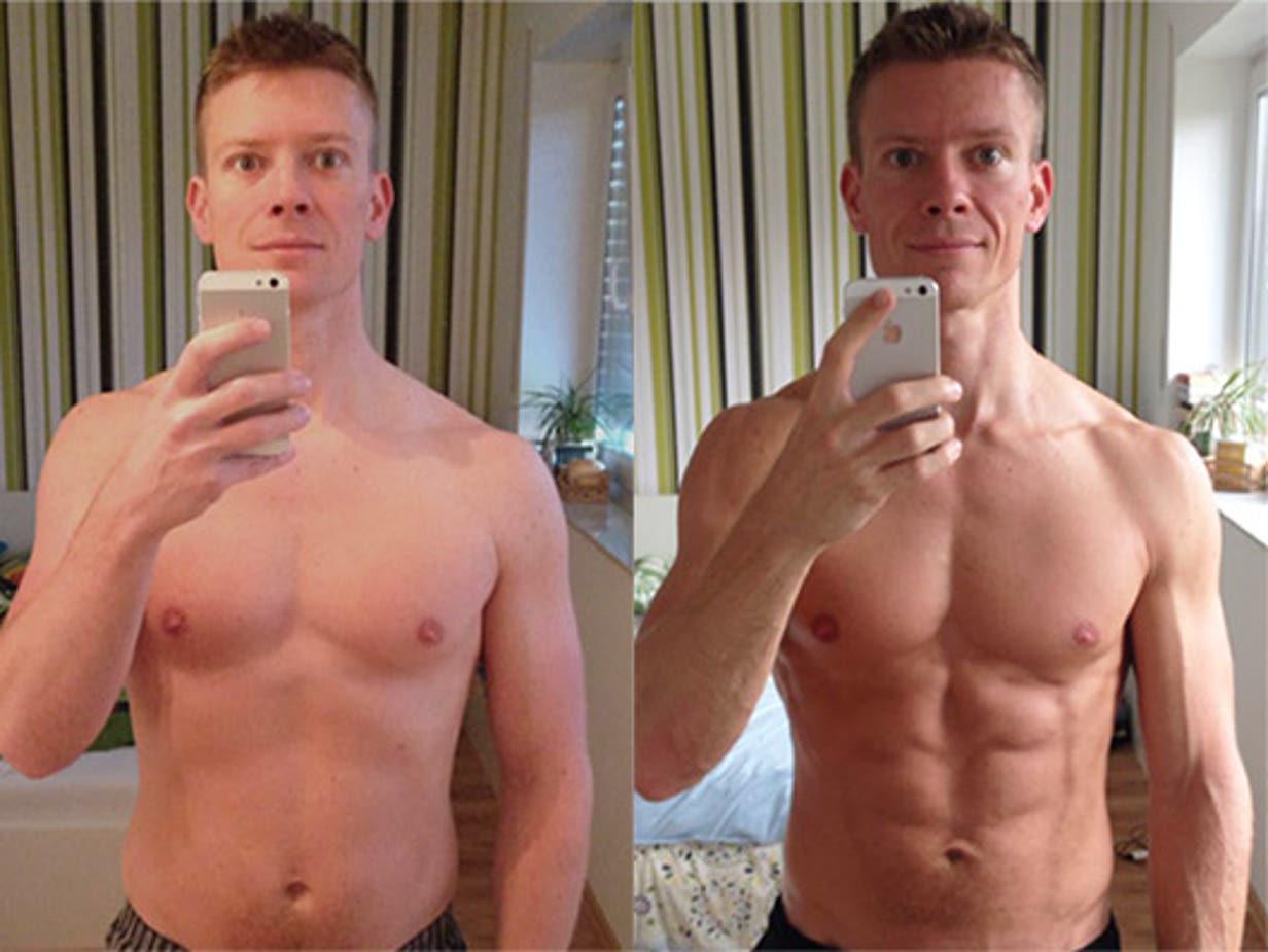 transformation michael