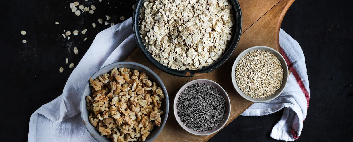 Chia Granola Header cut