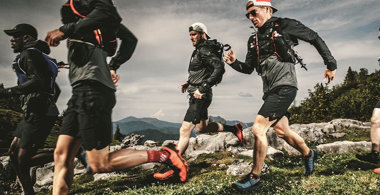 I fenomenali benefici del trail running