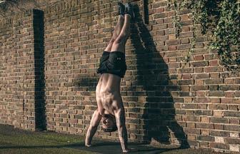 Handstand Pushups header cut