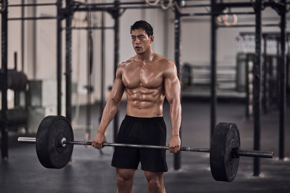 Muscle gain 1 copy