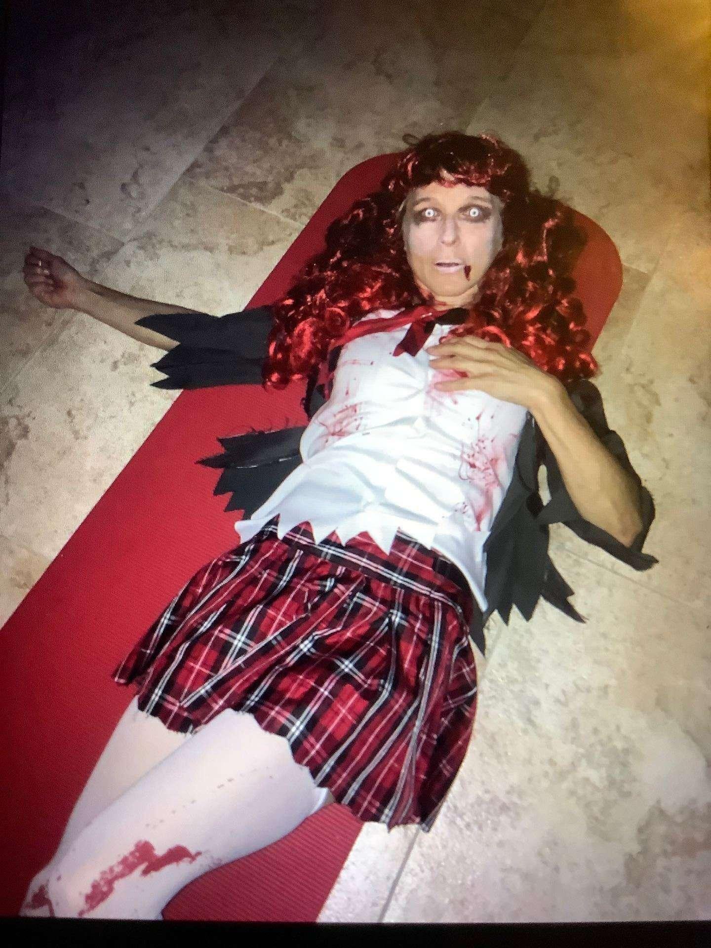 4th-Add-Prize Halloween Christine