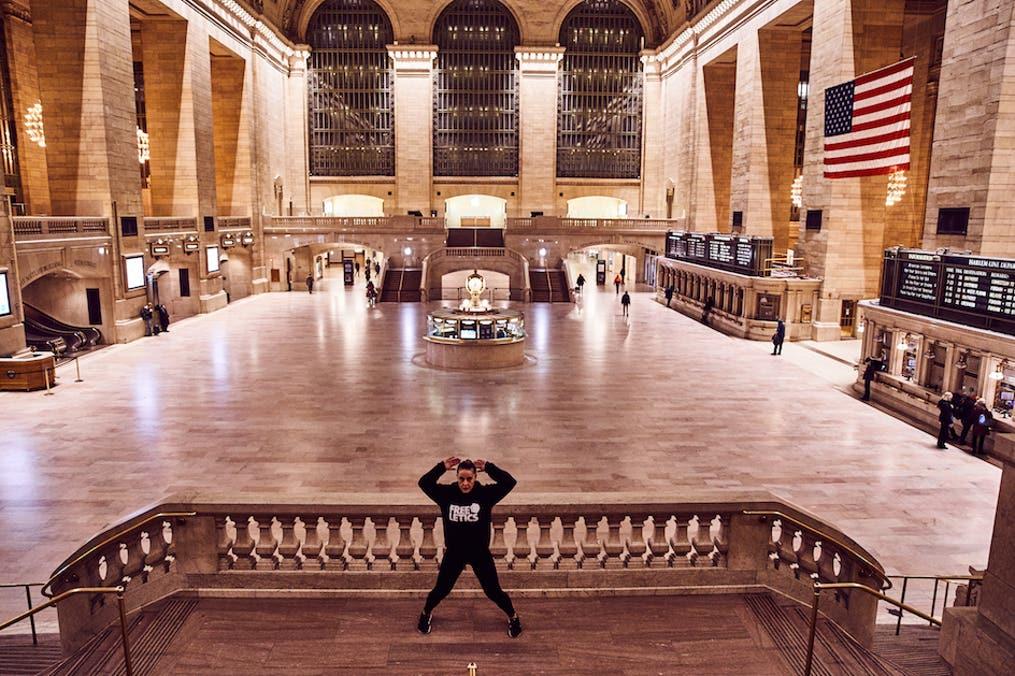 Grand Central copy