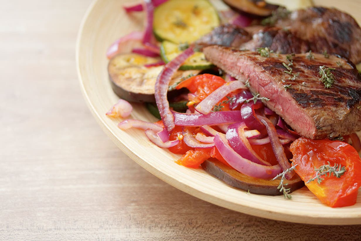 Content-Protein-recipes_pic_steak_with_grilled_vegetables
