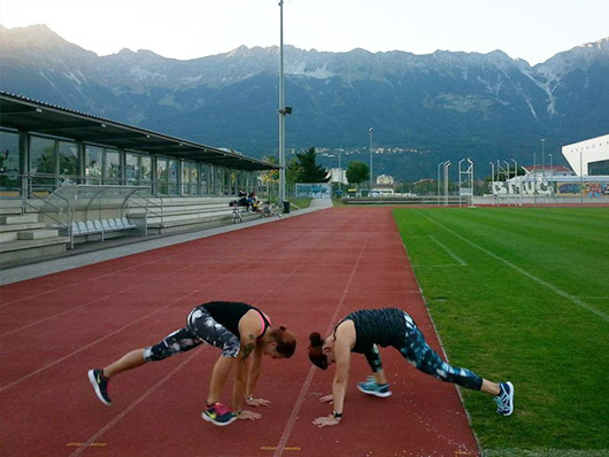 Freeletics Innsbruck