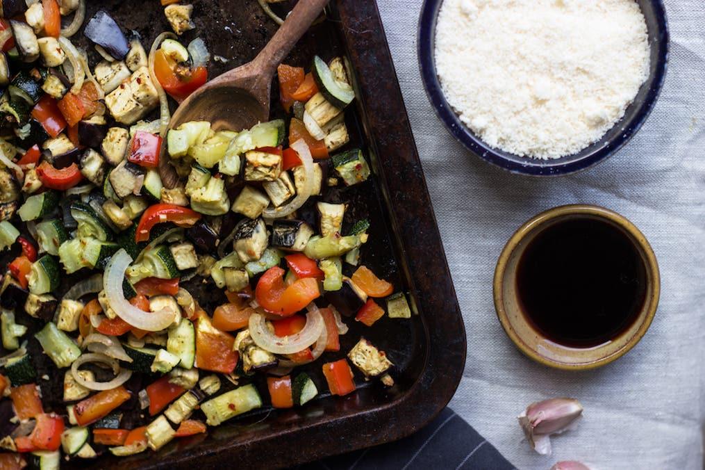44 Roasted Veggie Salad 3