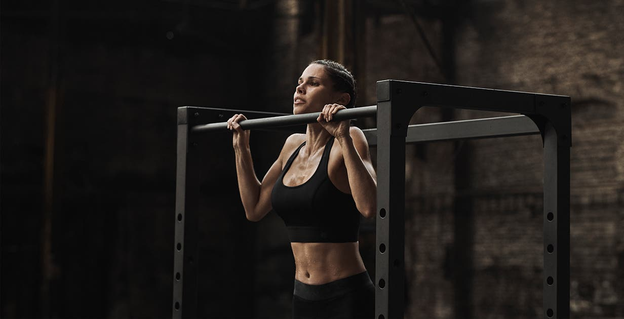 building to a strict pullup header