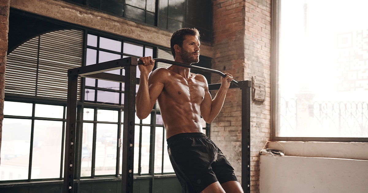 A guide to Freeletics Pullups