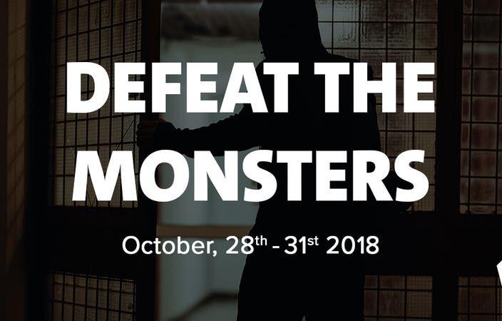 Header Blog DefeatTheMonsters
