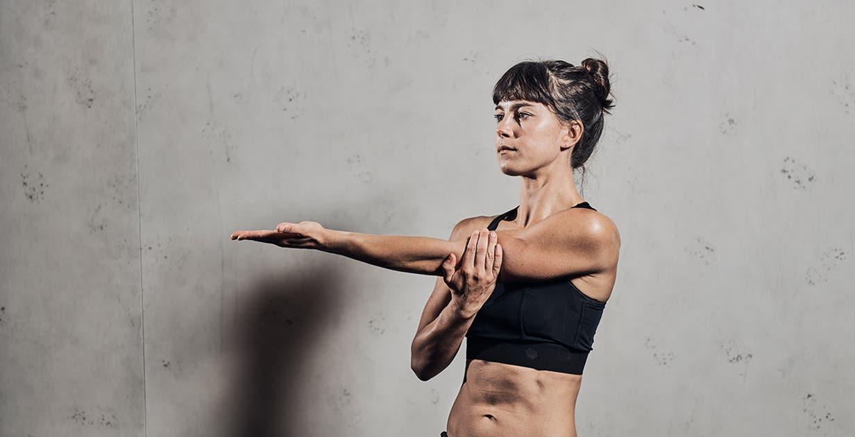 Teste a mobilidade dos seus ombros
