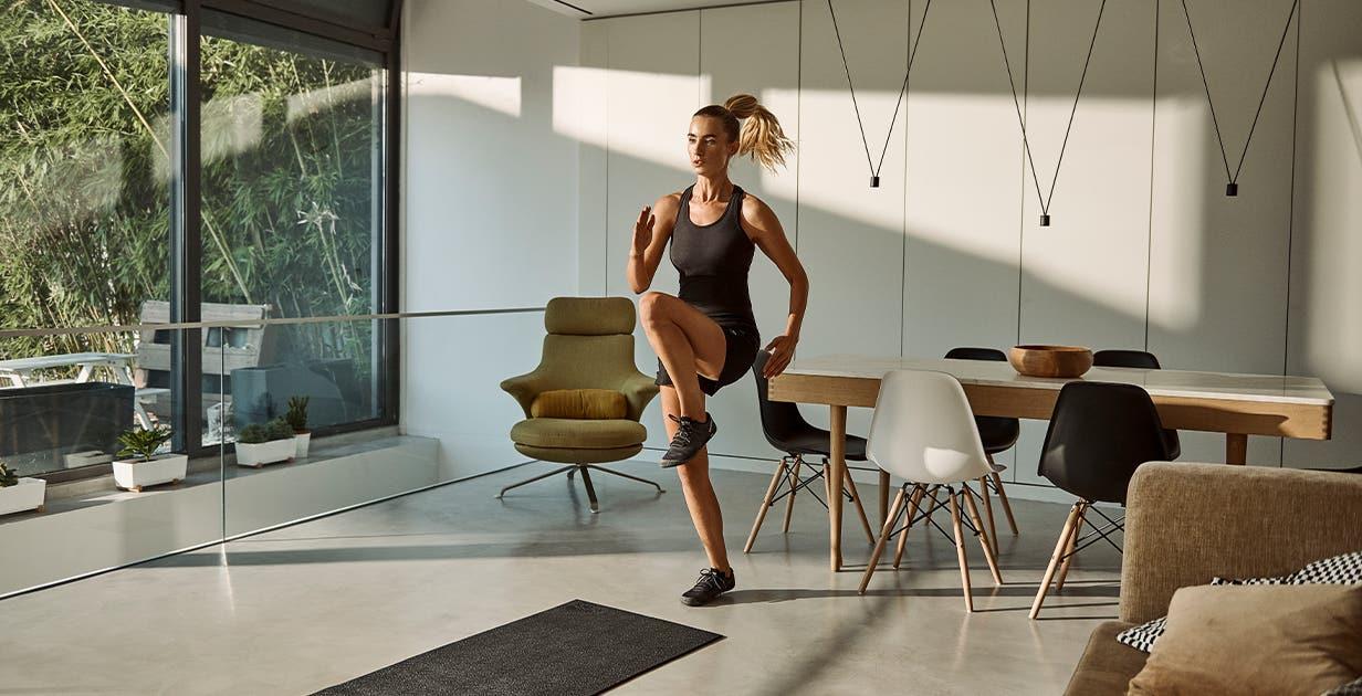 Fitness regime effective header