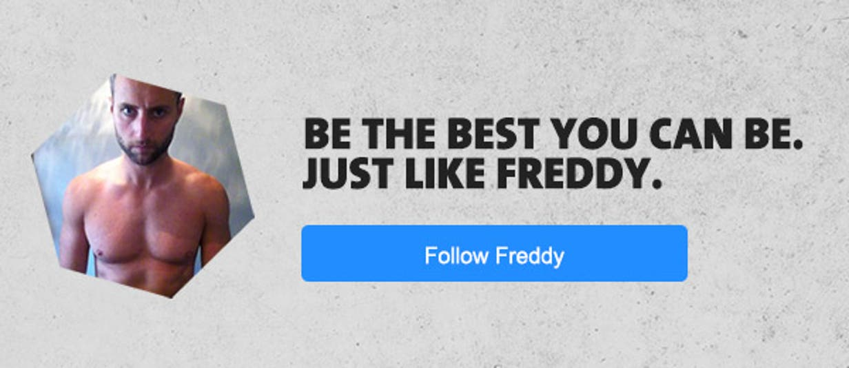 Freddy Freeletics App