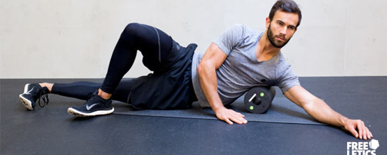 Header Foam Roll