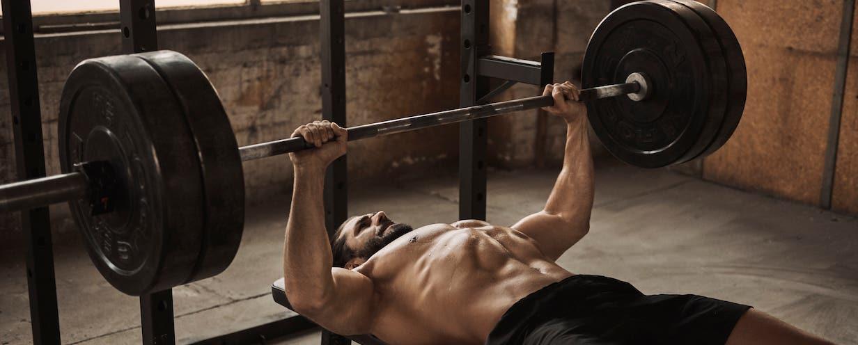 Muscle gain techniques header