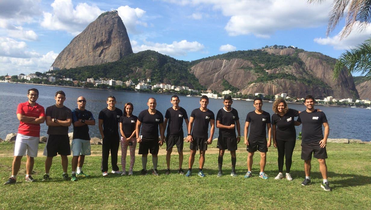 Free Athletes Rio
