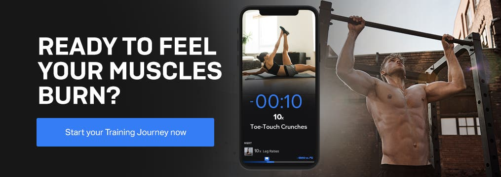 freeletics training-journey gain-muscle web v1