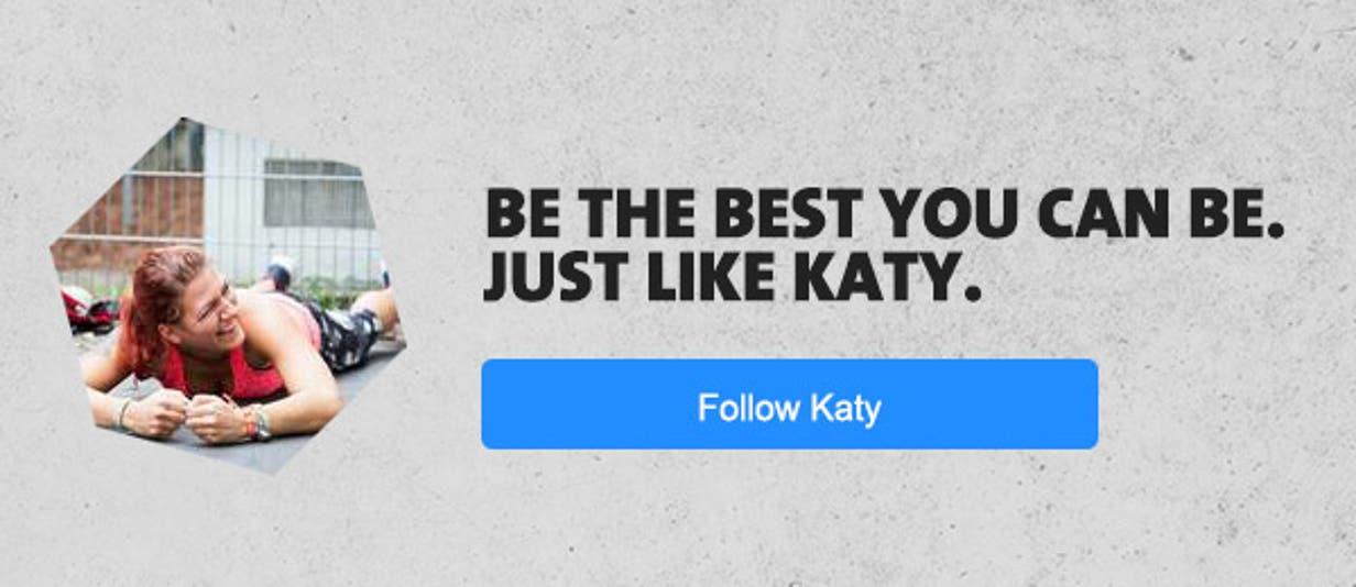 follow katy