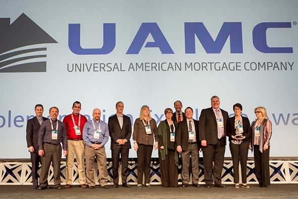 Ellie Mae Hall of Fame Awards: Universal American Mortgage Company