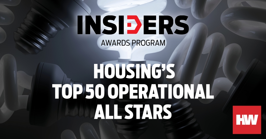 HousingWire's 2020 Insiders List