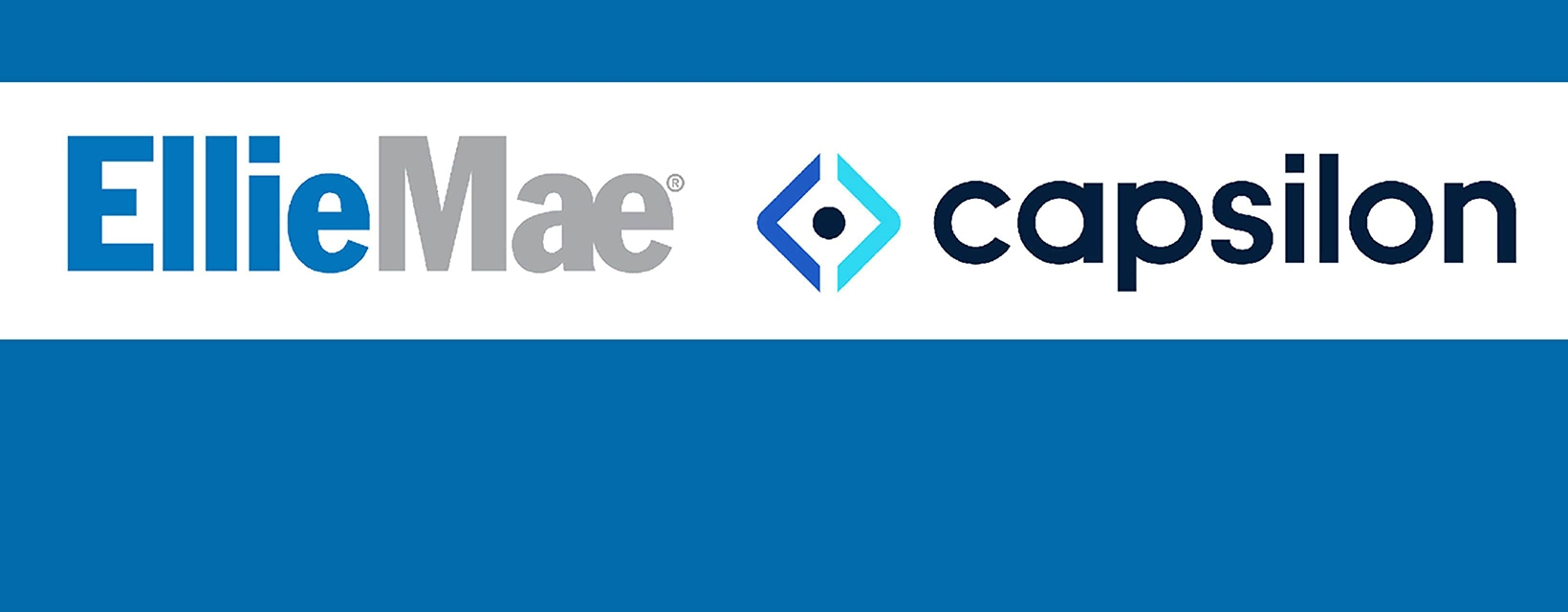 Even More Big News: Ellie Mae Acquires Capsilon