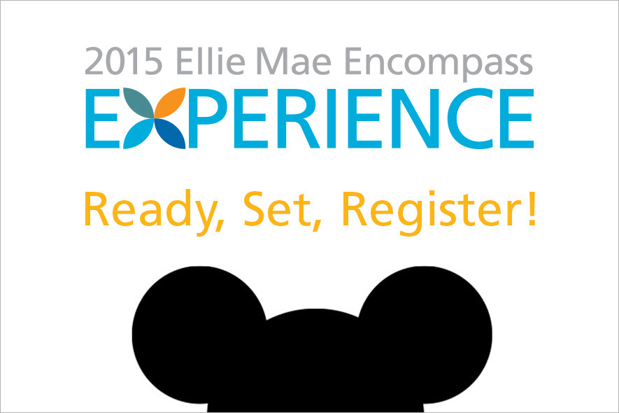 Encompass Experience 2015 - Ready, Set, Register