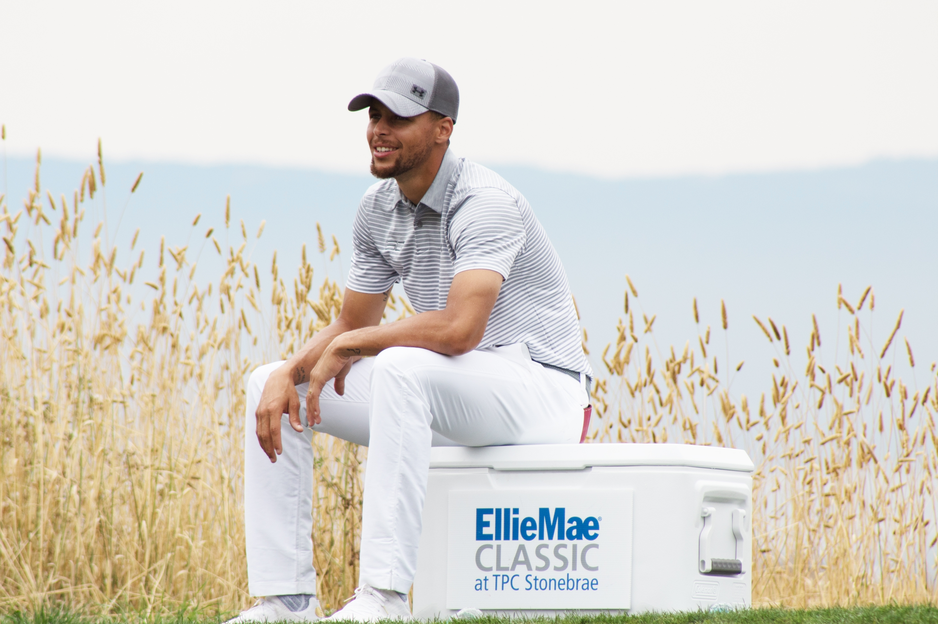 See Steph Curry Play in This Year's Ellie Mae Classic