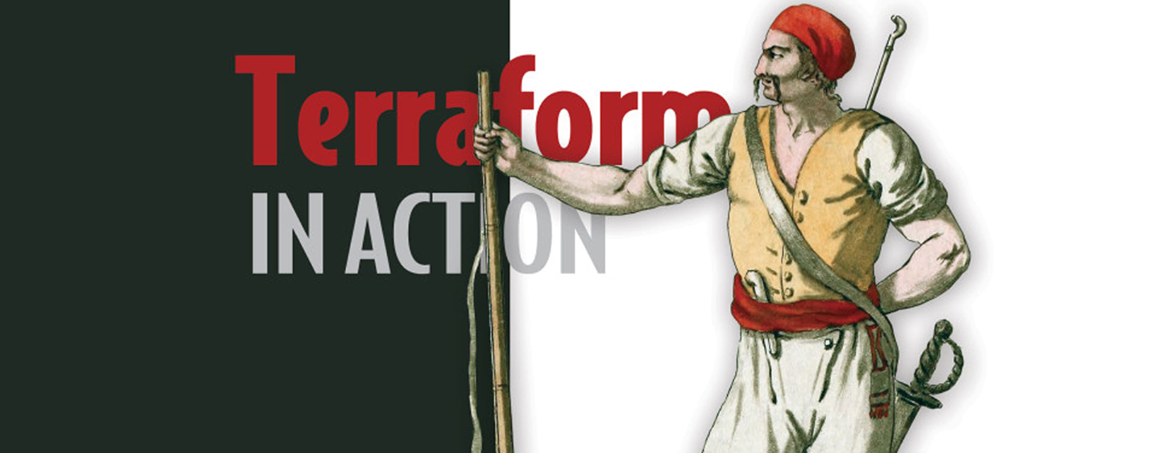 Terraform in Action: A Book by Ellie Mae's Very Own Scott Winkler
