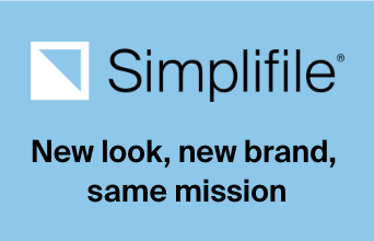A Simplifile update: New look, new brand, same mission