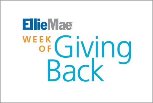 Week of Giving Back is in Full Swing