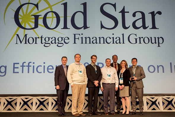 Ellie Mae Hall of Fame Awards: Gold Star Mortgage