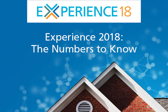 Experience 2018: The Numbers to Know