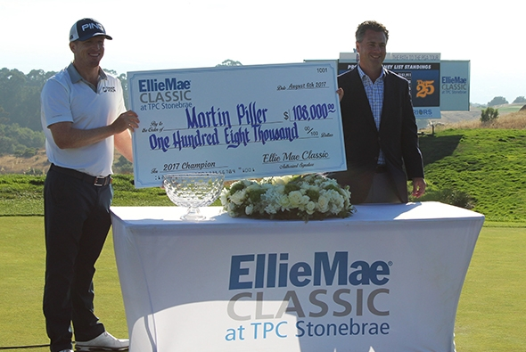 The Ellie Mae Classic Closes Out Its Final Rounds