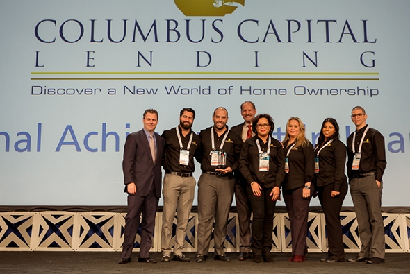 Ellie Mae Hall of Fame Awards: Columbus Capital