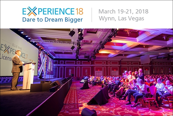 Why Attend Experience 2018?