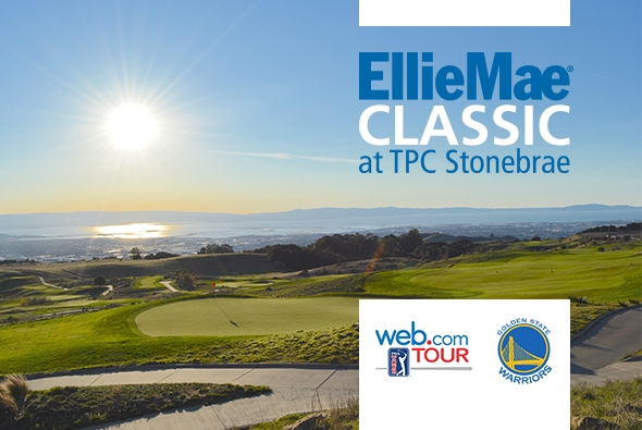 Ellie Mae Classic: Great Golf, the Warriors and a Chance to Give Back