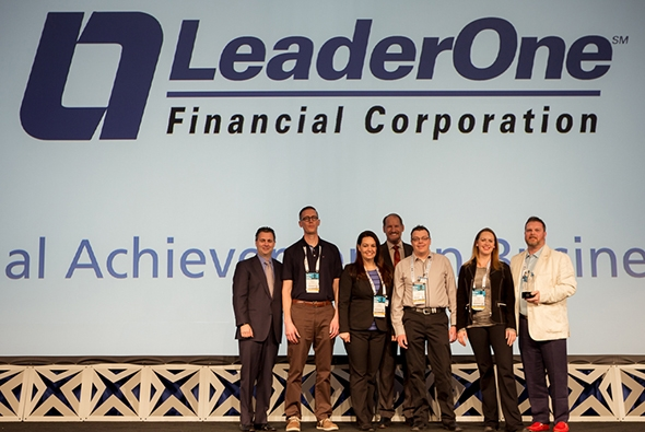 Ellie Mae Hall of Fame Awards: LeaderOne Financial