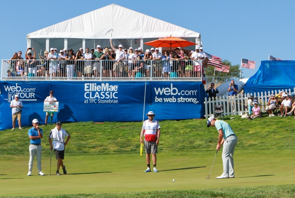 The Top 5 Things Not to Miss at This Year's Ellie Mae Classic